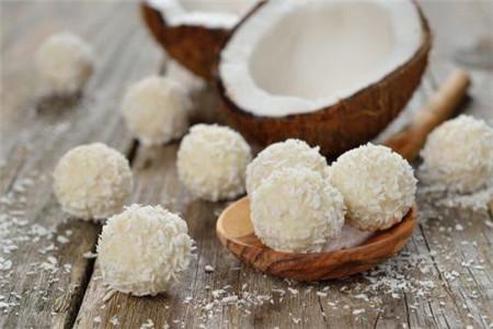 超美味的椰子