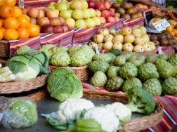 当你心情不好的时候,就逛逛菜市场吧!