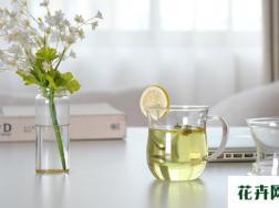 4 .凉茶、喝水和美容