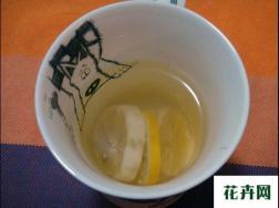 柠檬薄荷茶,带给你漂亮